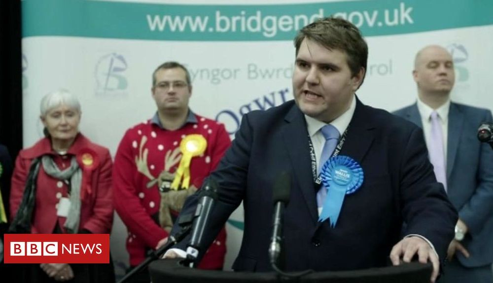 Call for whip to be removed from Bridgend MP Jamie Wallis