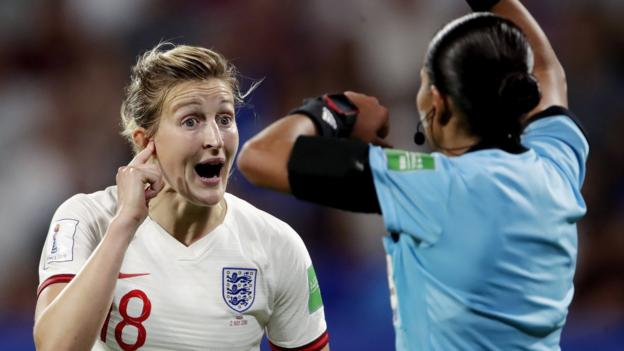 Sport Manchester United boss Casey Stoney does not want VAR in WSL