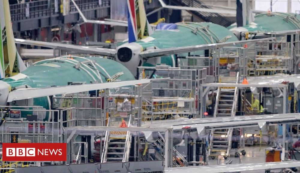 Business review of 2019: Boeing, Huawei and Brexit