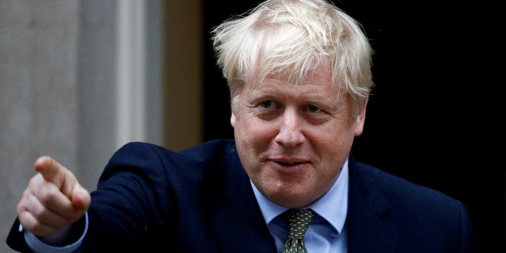 Boris Johnson's Brexit bill passes in historic vote clearing the way for Britain's exit from the EU