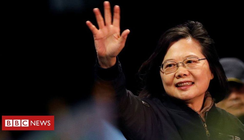 Trump Taiwan election: How Tsai stayed one step ahead