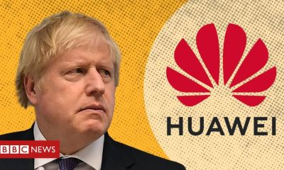 Trump UK to allow Huawei 'limited role' in 5G network