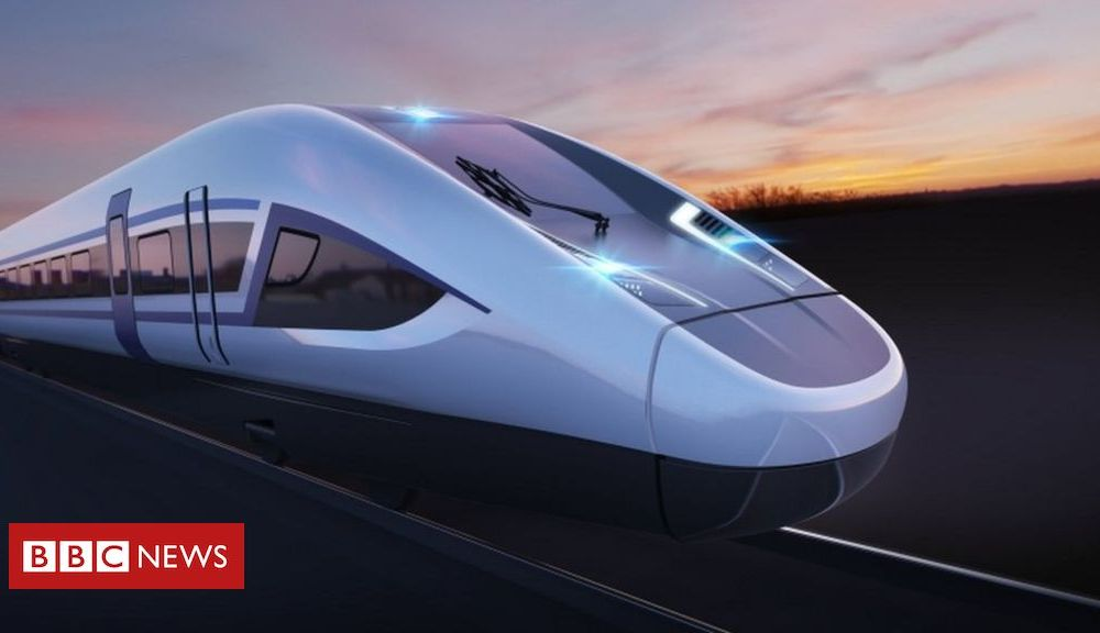 HS2: Government review 'advises against cancelling' project