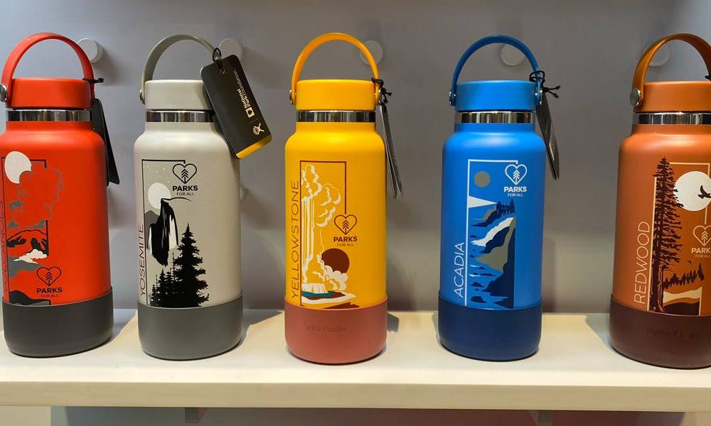 The best reusable water bottles we saw at Outdoor Retailer's Snow Show 2020
