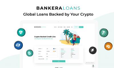 Crypto Bankera Loans Introduces the Lowest Loan Minimum on the Crypto Lending Market