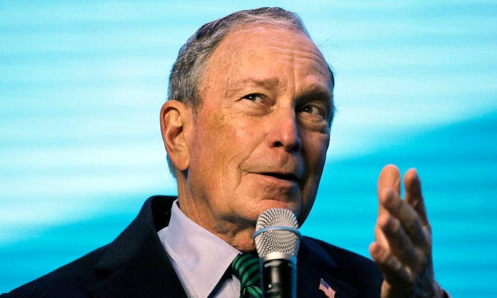 POLL: Formidable late-comer Bloomberg could be uniquely positioned to benefit from Biden slide