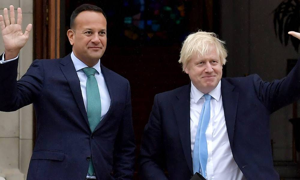 The UK's 'colonial' view of the world means it will lose to the EU in Brexit trade talks says Leo Varadkar