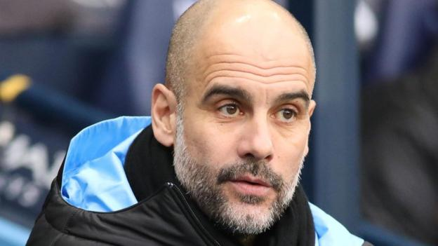 Sport Man City boss Guardiola intends to stay at club despite Champions League ban