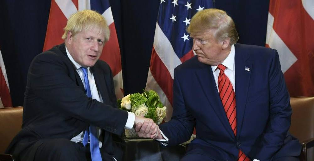 Trump's 'special relationship' with the UK is under strain as Mike Pompeo flies into London