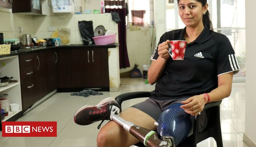 Sport Manasi Joshi: The accident that created a world champion