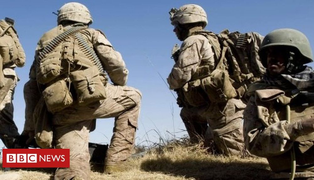 Trump US and Afghan troops fired on in Nangarhar province