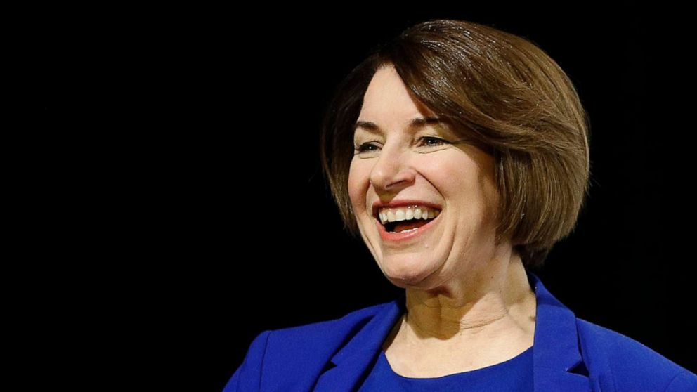 Klobuchar backed by first super PAC ahead of Nevada debate, caucuses