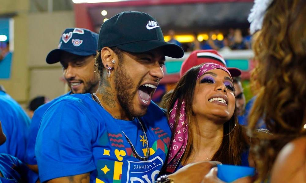 Neymar was sent off in the final minutes of PSG's game on Sunday. He could now be able to attend Brazil's Carnival for the 6th year running — even though it's right in the middle of the soccer season.