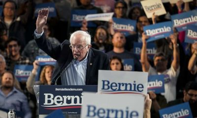 Sanders poised to be top target at debate amid newly solidified front-runner status