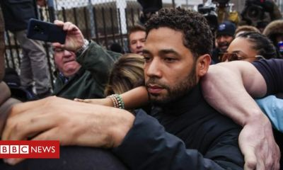 Trump Jussie Smollett: Actor faces six new charges
