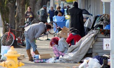 Why homeless are especially at risk for coronavirus