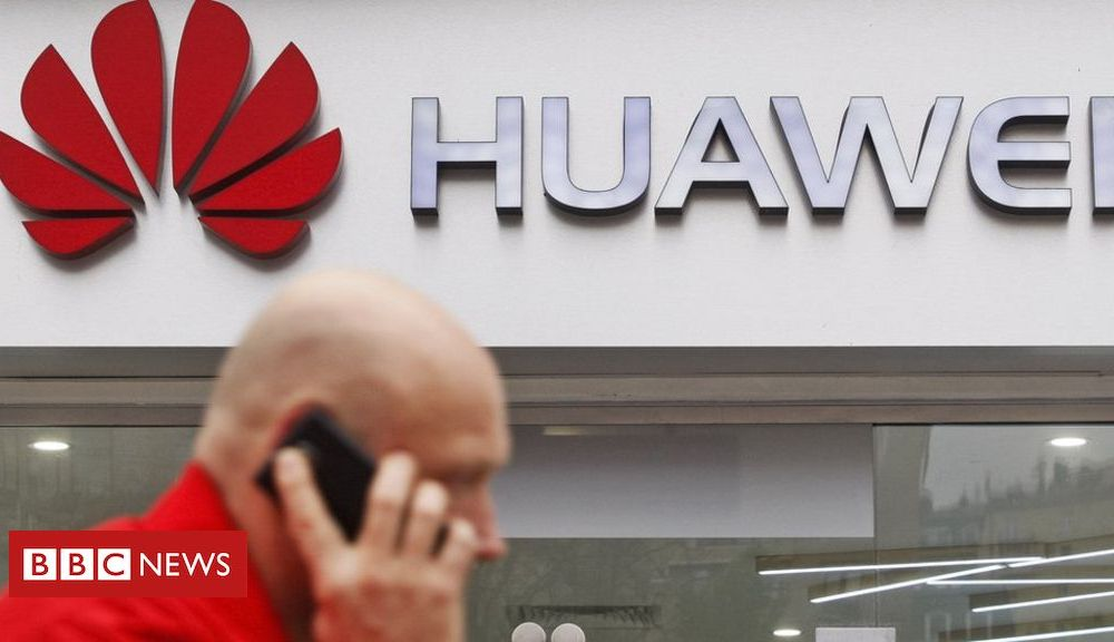 Huawei: PM faces Commons rebellion by Tory MPs over 5G contract