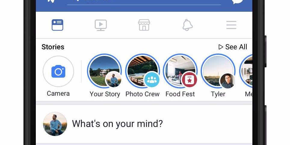 Facebook is experimenting with a new iteration of its Stories discovery page