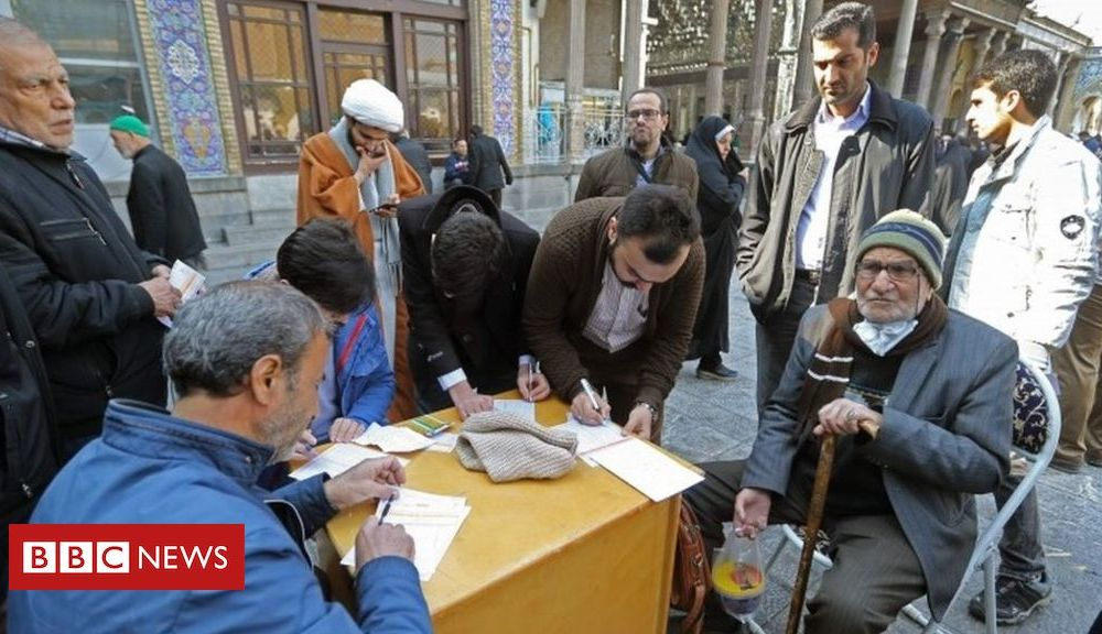 Trump Iran elections: Record low turnout but hardliners set for win