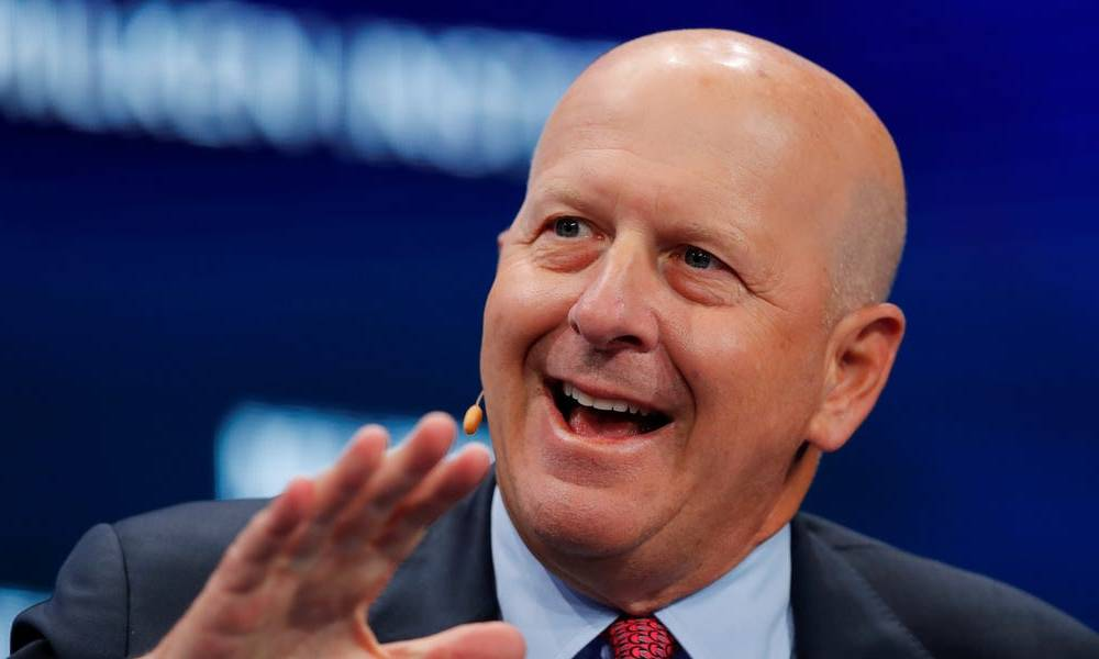 Goldman Sachs CEO gets 19% raise, bumping his pay to $27.5 million (GS)