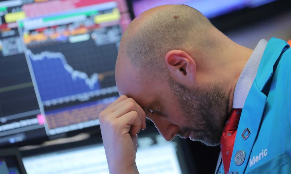 US stocks plummet into correction territory on coronavirus fears — and the S&P 500 is headed for its worst week since the 2008 financial crisis