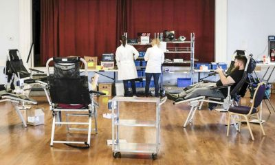 Red Cross faces 'severe blood shortage' as cancellations increase due to coronavirus