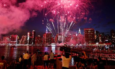 Union leader blasts NYC mayor, Macy's for moving ahead with fireworks show