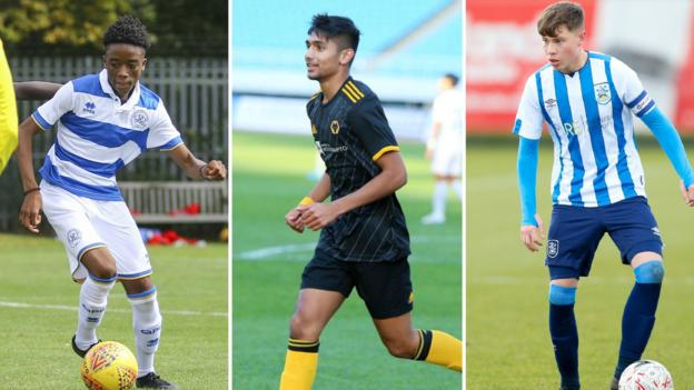Sport Coronavirus: How academy footballers are keeping the professional dream alive in lockdown