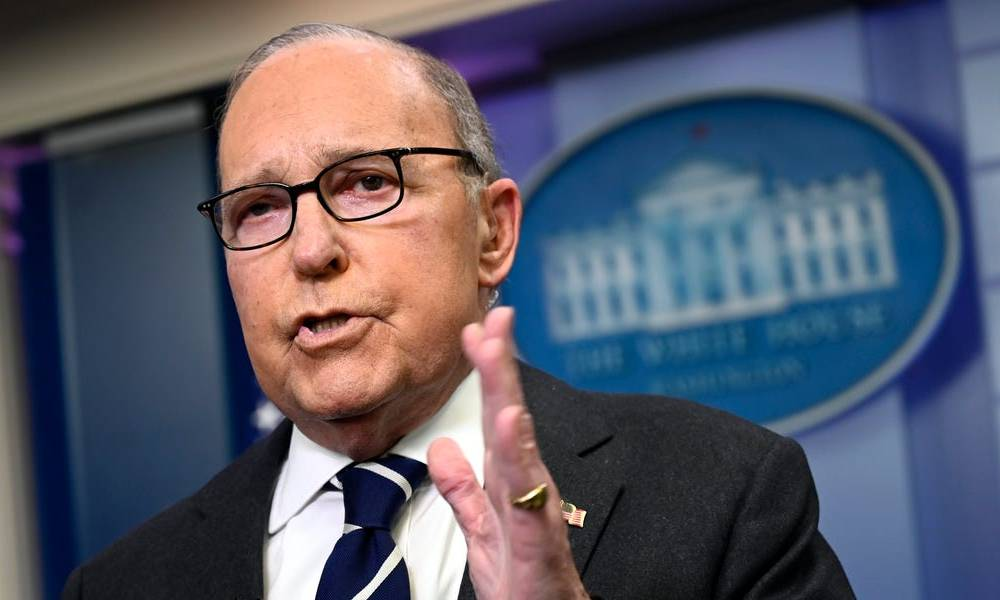 White House economic advisers expect 'very difficult' unemployment numbers in May after devastating job losses in April