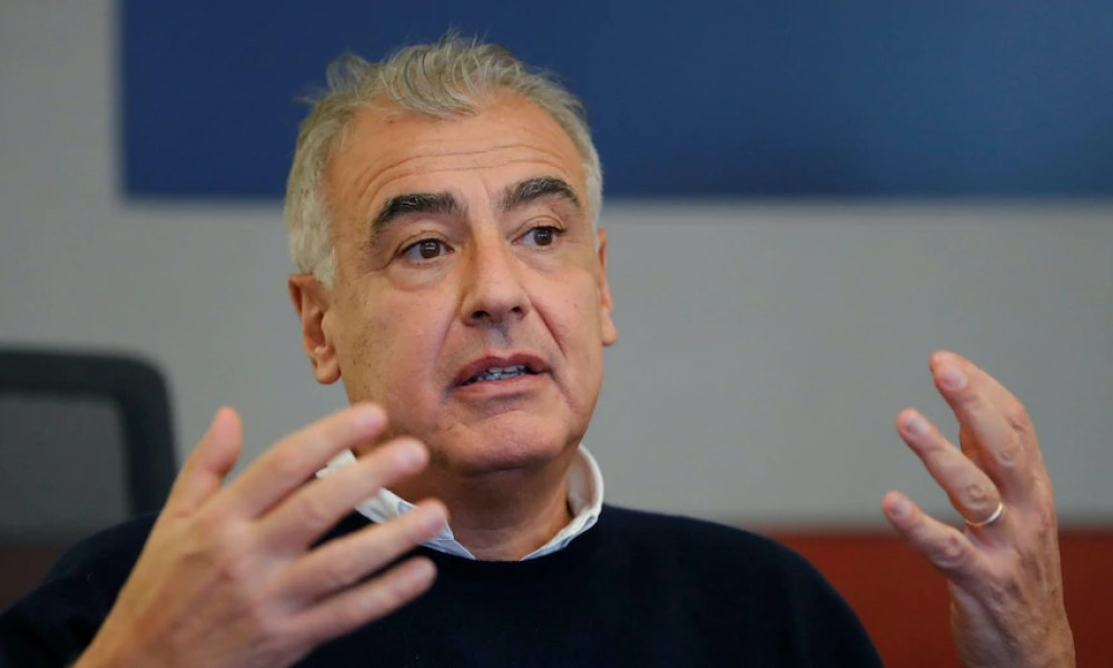 Billionaire investor Marc Lasry says the market isn't pricing in a recession that will last 'for a while'