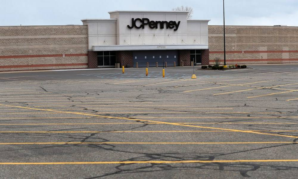 JCPenney's bankruptcy is the latest sign that department stores as we know them are dead