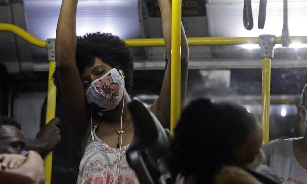 How Brazil went from carnival floats to mass graves. Photos that show the world's latest coronavirus hotspot.