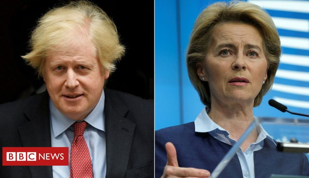 Brexit: Boris Johnson to hold crunch EU-UK trade meeting