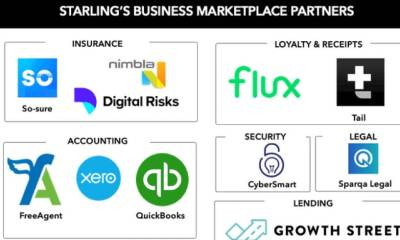 Starling is building out its SMB marketplace with new partners