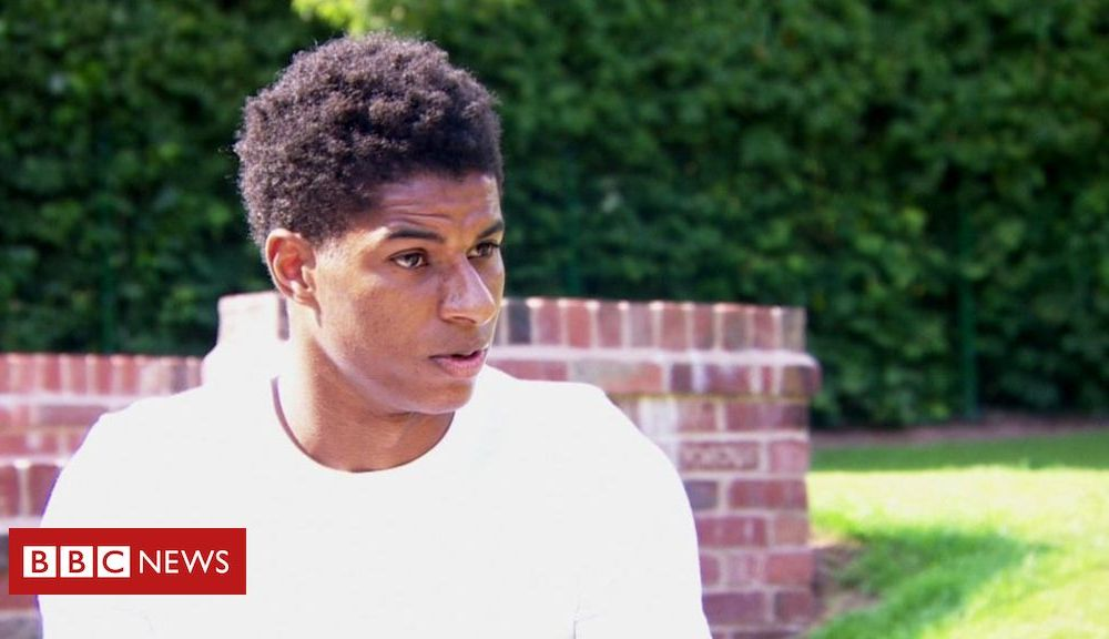 Marcus Rashford: School meal fund promised after footballer's campaign