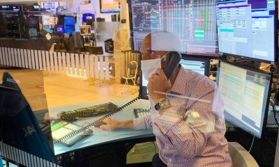 Dow plummets more than 800 points as number of new COVID-19 cases rise