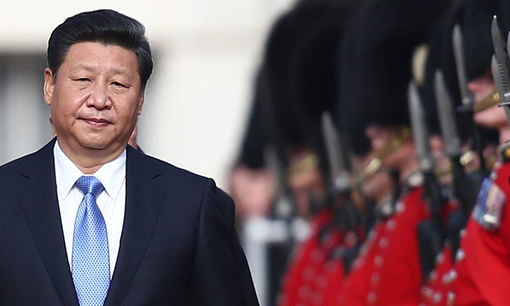 The UK must hit back against China's 'bullying diplomacy,' a new report warns