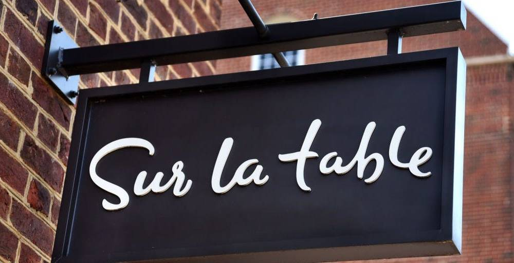 High-end kitchenware chain Sur La Table files for bankruptcy and closes over 50 stores