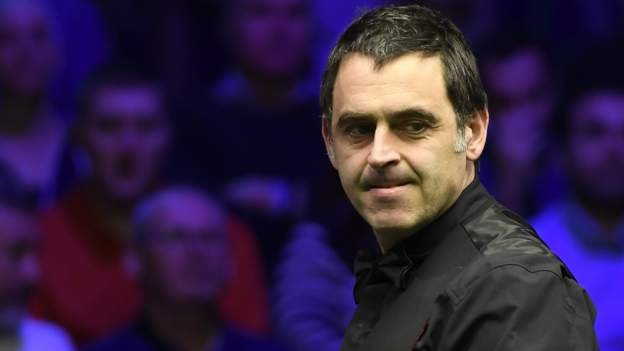 Trump Ronnie O'Sullivan: Snooker players treated like 'lab rats'