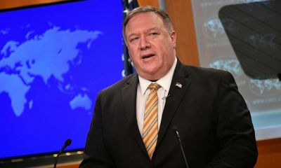 US looking at banning Chinese social media app TikTok as security threat: Pompeo