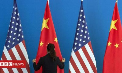 Trump US arrests three Chinese nationals for visa fraud