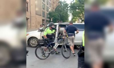 Politicians demand answers after NYC protester arrested, thrown into unmarked van