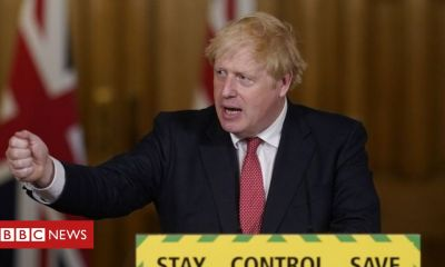 Boris Johnson seeks spokesperson to front White House-style briefings