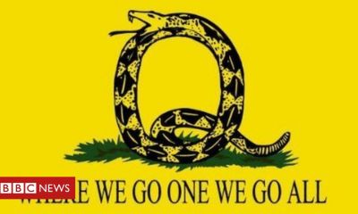 Trump Facebook removes QAnon conspiracy group with 200,000 members