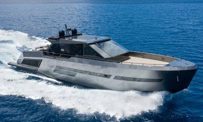 This custom yacht comes with bulletproof windows and an interior swanky enough to warrant them — take a closer look