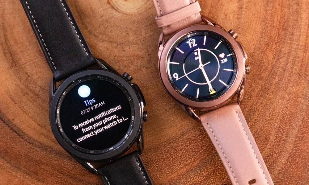 Samsung's latest smartwatch received FDA clearance for its EKG-tracking capability