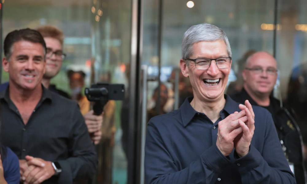 Apple's latest record high put it just 5% from a $2 trillion market value (AAPL)