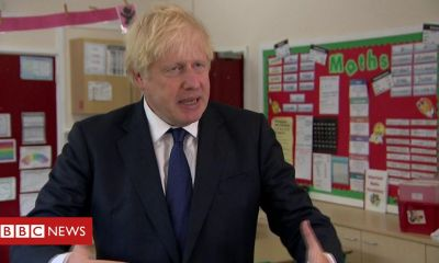 Channel crossings: Boris Johnson on migrants' rights