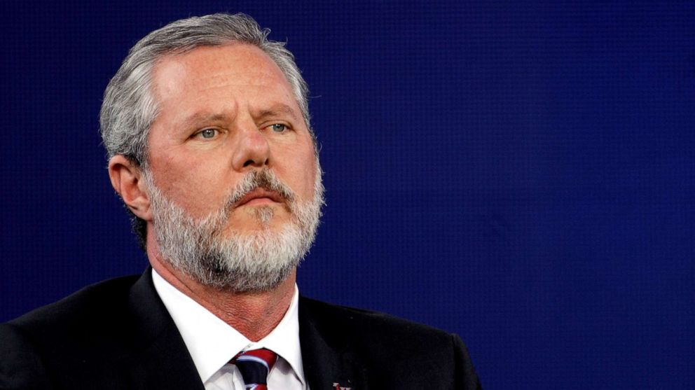 Jerry Falwell Jr. officially resigns from Liberty University