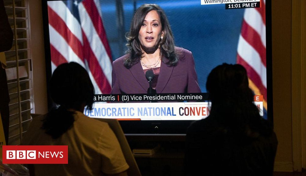 Trump Kamala Harris speech: What was the verdict on how she did?
